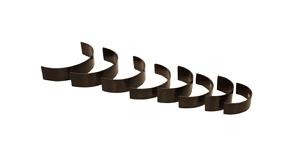 Uhlíkové obloučky pro ortézy FCP